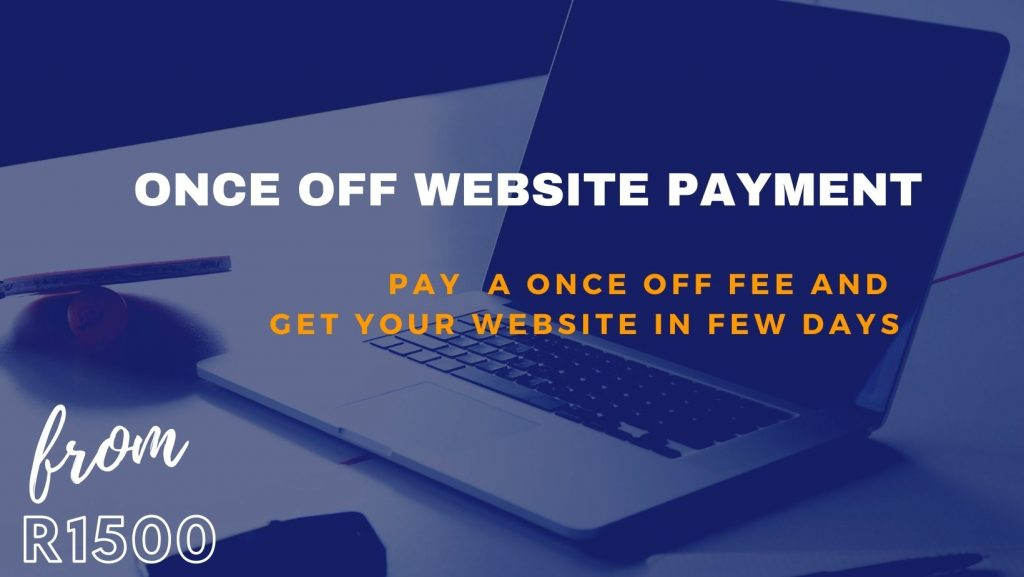 Once website quote