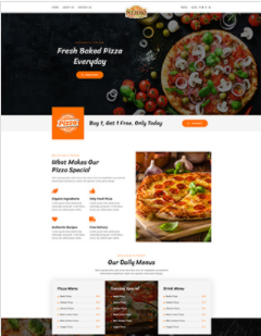 food-template